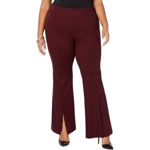 INC International Concepts Women's Mid-Rise Pants